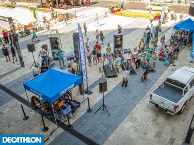 Decathlon store openers
