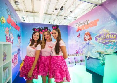 Disney Junior stand és aktivitás