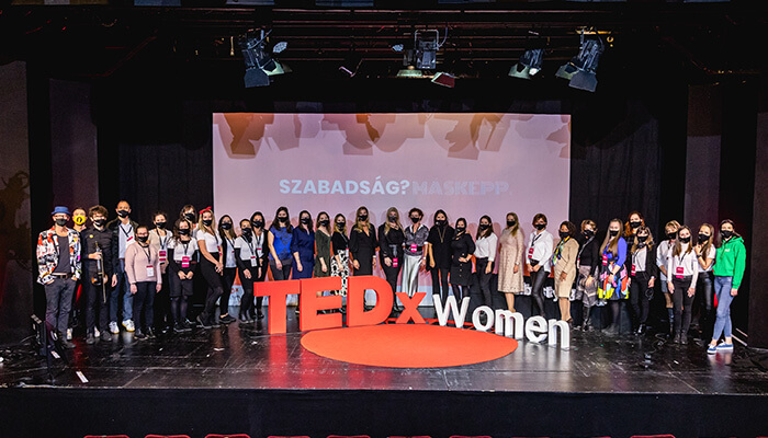 Rendezvényszervezés, rendezvényszervező cég - ConceptFlow - TEDX