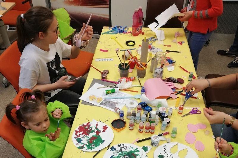 Rendezvényszervezés, rendezvényszervező cég, Conceptflow kreatív műhely, gyereknap