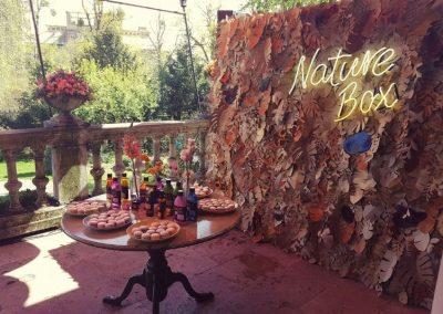 NatureBox trade partner rendezvények